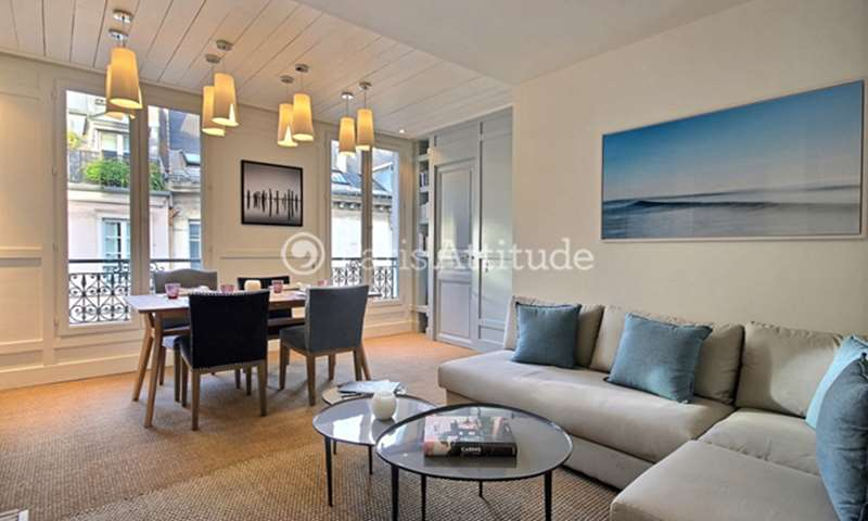 Rent Apartment 3 Bedrooms 113m² rue des Petits Champs, 1 Paris