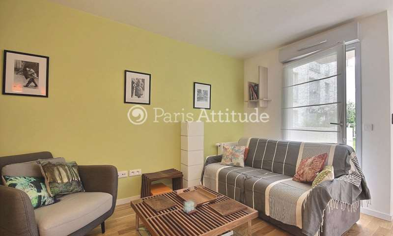 Rent Apartment 1 Bedroom 44m² rue du Faubourg Du Temple, 75010 Paris
