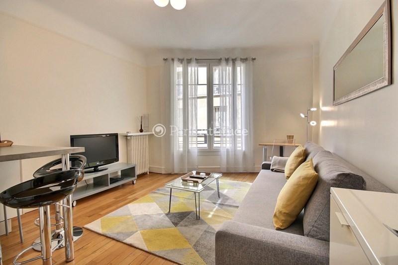 Location Appartement 1 Chambre 32m² rue Raffet, 75016 Paris