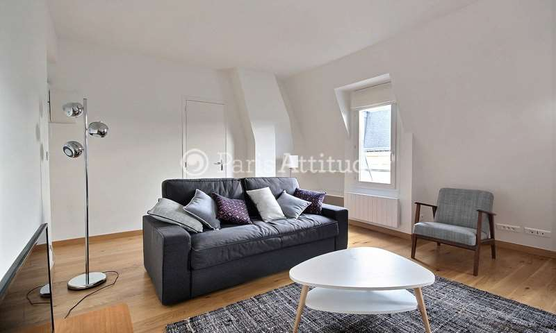 Rent Apartment 1 Bedroom 44m² boulevard Henri IV, 4 Paris