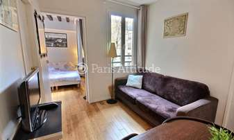 Location Appartement 1 Chambre 20m² rue du Pot de Fer, 5 Paris