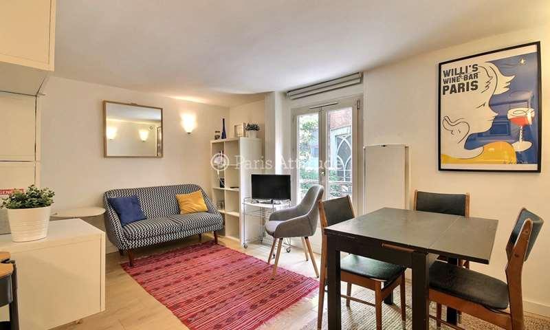 Location Appartement 1 Chambre 26m² rue Andre Antoine, 18 Paris