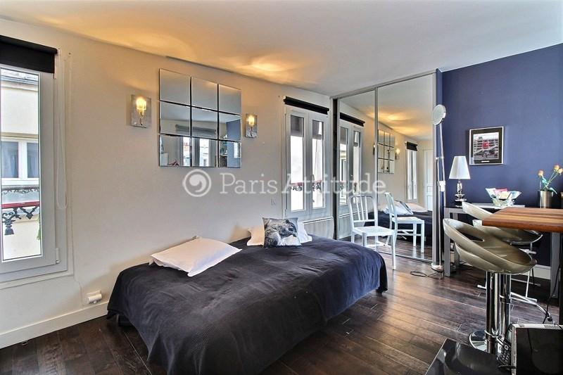 Location Appartement 1 Chambre 26m² rue Rambuteau, 75004 Paris