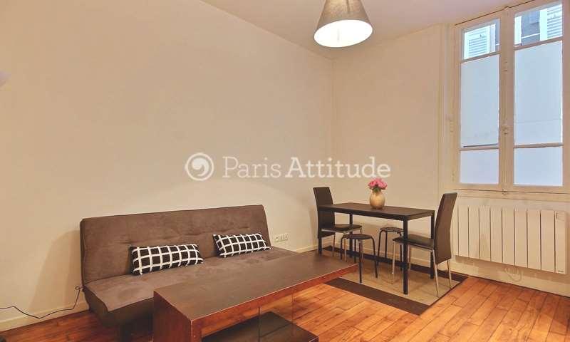 Rent Apartment 1 Bedroom 35m² rue Danton, 92300 Levallois Perret