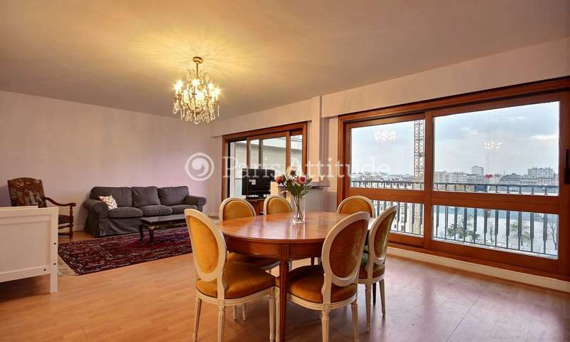 Rent Apartment 2 Bedroom 93m² avenue Ernest Renan, 92130 Issy les Moulineaux