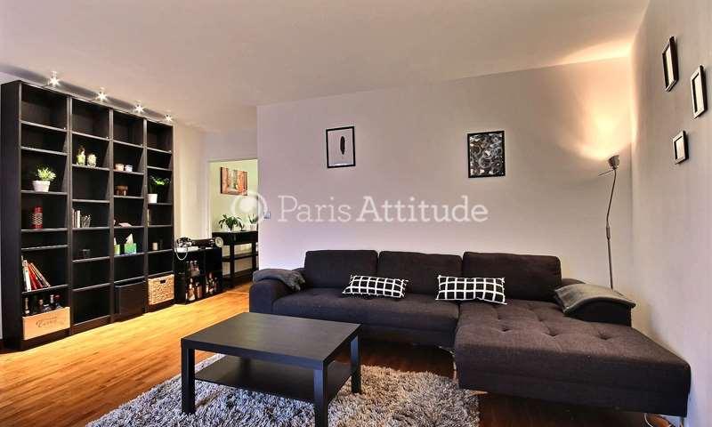 Rent Apartment 2 Bedrooms 62m² rue Oberkampf, 11 Paris