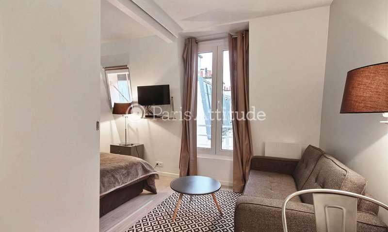 Location Appartement Alcove Studio 22m² rue des Bergers, 15 Paris