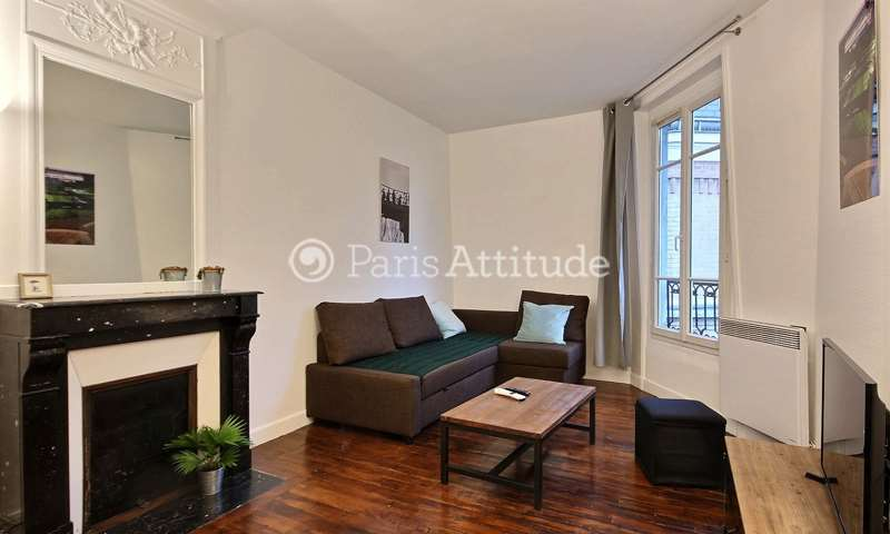 Rent Apartment 1 Bedroom 50m² rue de la Convention, 75015 Paris