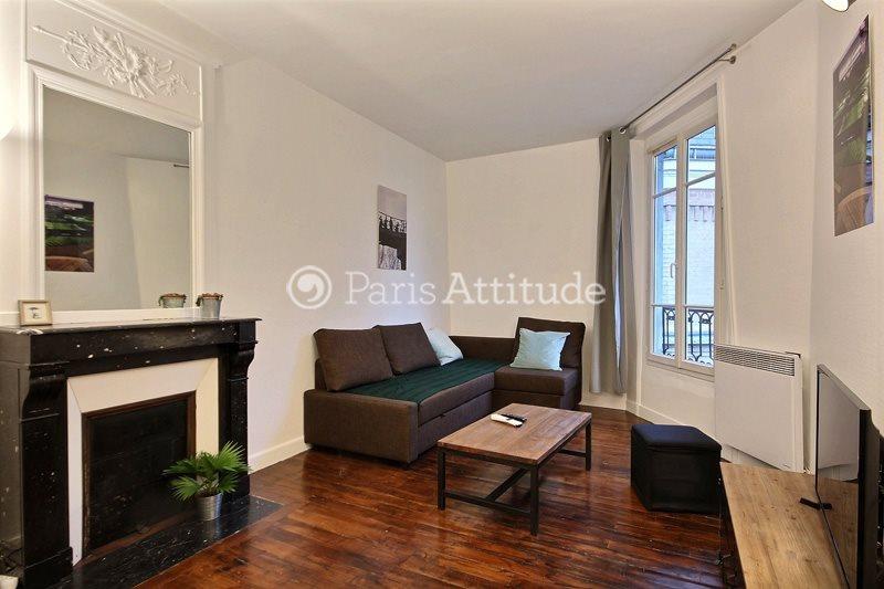 Rent furnished Apartment 1 Bedroom 50m² rue de la Convention, 75015 Paris