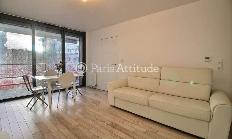 Rent Apartment 1 Bedroom 48m² allée Georges Askinazi, 92100 Boulogne Billancourt