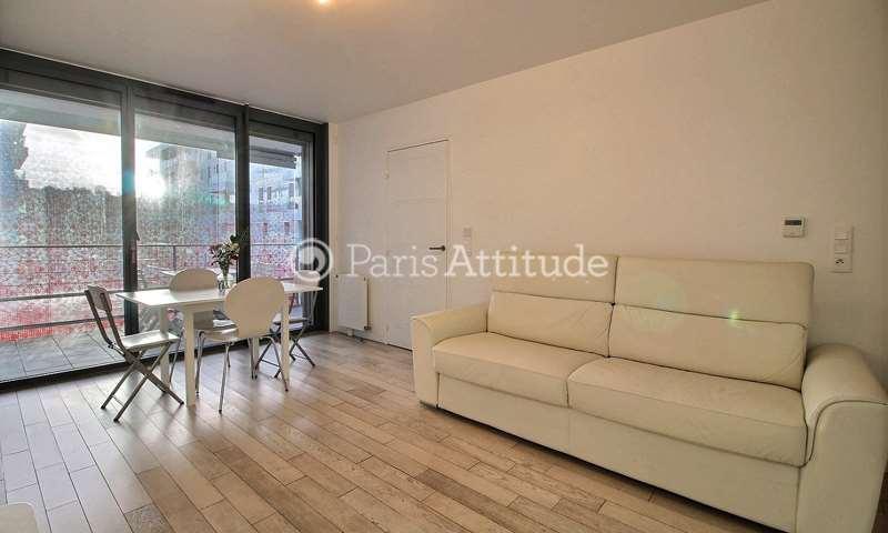 Rent Apartment 1 Bedroom 48m² allée Georges Askinazi, 92100 Boulogne Billancourt