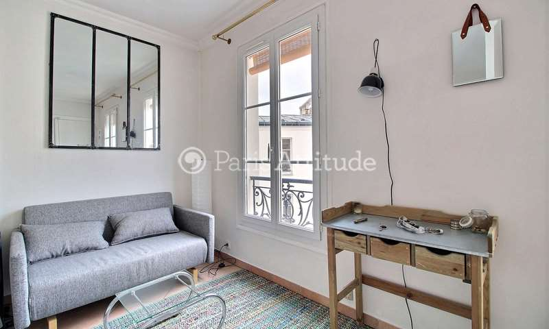 Rent Apartment Alcove Studio 28m² boulevard Diderot, 12 Paris