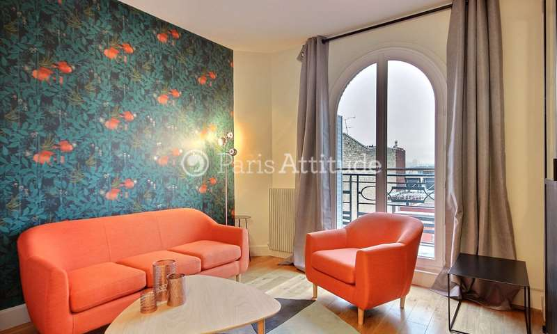 Rent Apartment 1 Bedroom 33m² rue Fessart, 92100 Boulogne Billancourt
