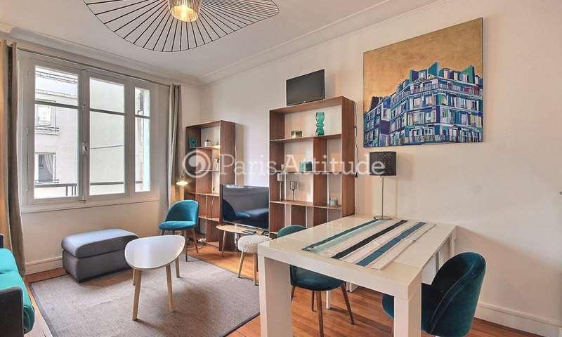 Aluguel Apartamento 2 quartos 68m² rue Scheffer, 16 Paris