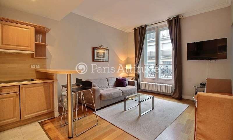 Rent Apartment 1 Bedroom 45m² rue de Berri, 75008 Paris