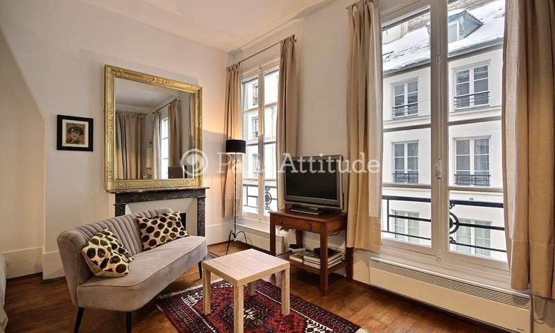 Rent Apartment Alcove Studio 28m² rue de Sevres, 75006 Paris