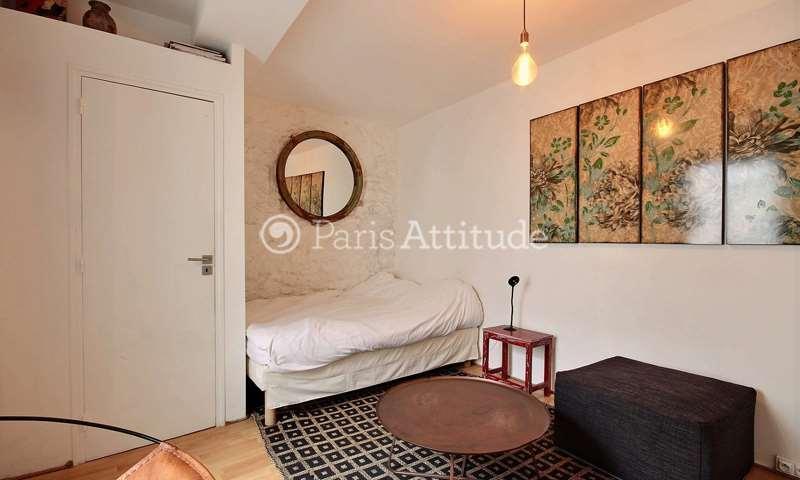 Rent Apartment Studio 23m² rue Saint Honore, 75001 Paris