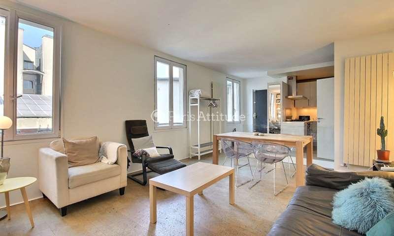 Aluguel Duplex 2 quartos 70m² rue de la Roquette, 11 Paris