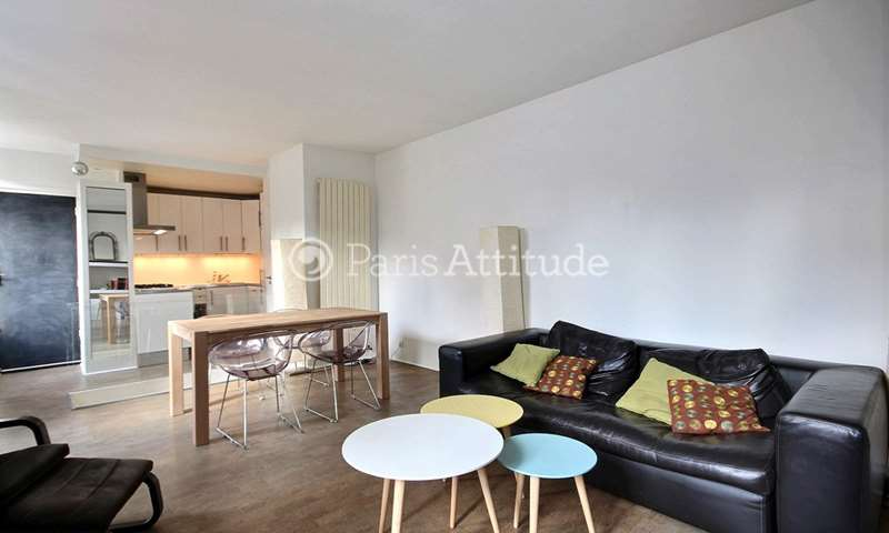 Rent Duplex 2 Bedroom 70m² rue de la Roquette, 75011 Paris