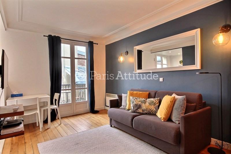 Location Appartement Studio 34m² avenue de Malakoff, 75016 Paris