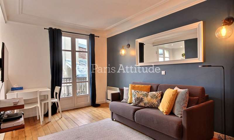 Location Appartement Studio 34m² avenue de Malakoff, 16 Paris