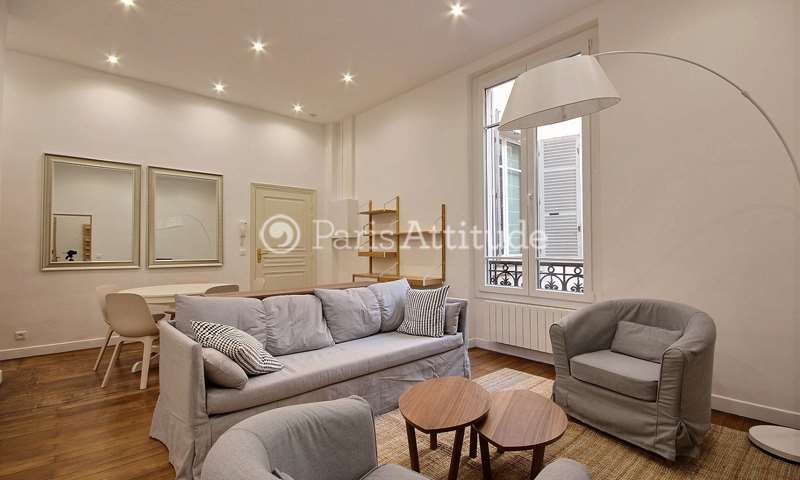 Rent Apartment 2 Bedroom 67m² boulevard Flandrin, 75016 Paris