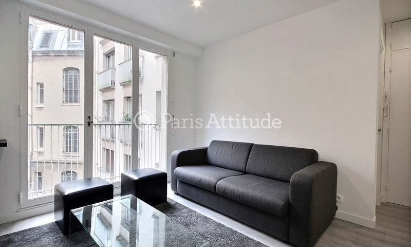 Rent Apartment Studio 26m² avenue Victor Hugo, 16 Paris