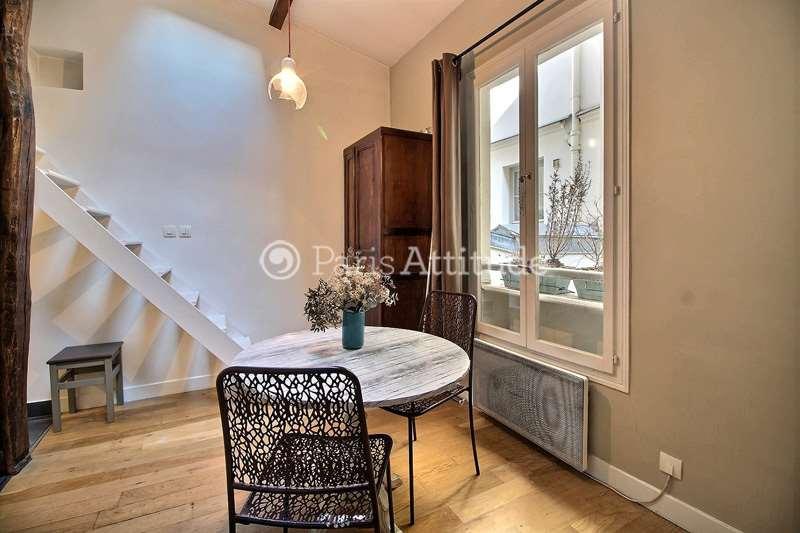 Aluguel Apartamento mobiliado Quitinete 17m² rue Rodier, 75009 Paris