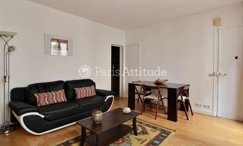Rent Apartment 1 Bedroom 50m² rue Godot de Mauroy, 75009 Paris