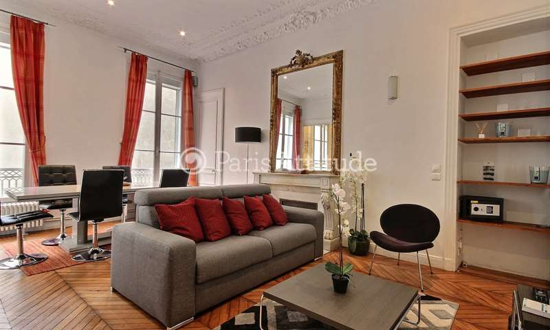 Rent Apartment 3 Bedrooms 104m² rue de Seze, 9 Paris