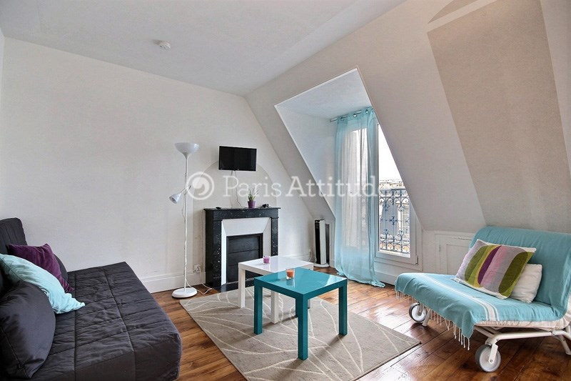 Rent Apartment Studio 24m² rue Olivier de Serres, 75015 Paris