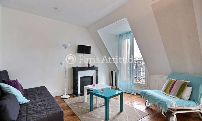 Rent Apartment Studio 24m² rue Olivier de Serres, 15 Paris