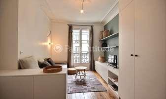 Aluguel Apartamento Quitinete 25m² rue Turgot, 9 Paris