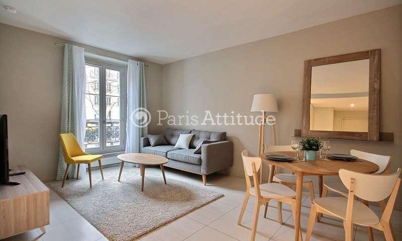 Location Appartement 1 Chambre 39m² boulevard du Montparnasse, 75006 Paris