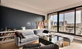 Rent Apartment 3 Bedrooms 74m² avenue de Villiers, 17 Paris
