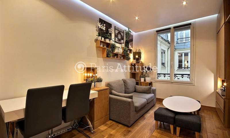 Rent Apartment Studio 20m² rue au Maire, 3 Paris