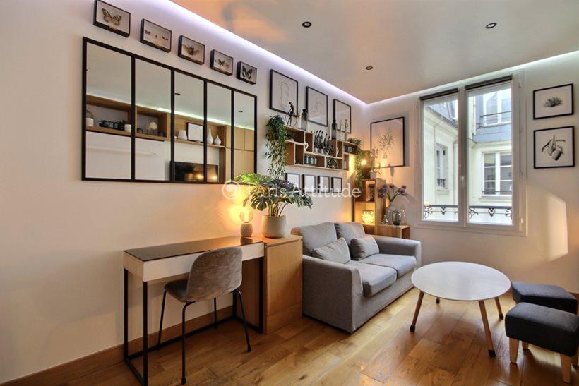 Louer Appartement meublé Studio 20m² rue au Maire, 75003 Paris