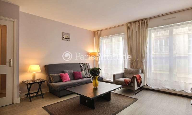 Rent Apartment 1 Bedroom 50m² rue de l Estrapade, 5 Paris