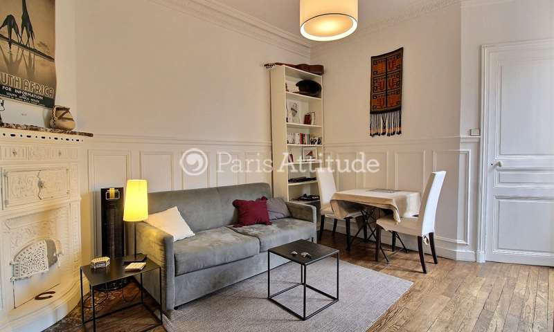 Rent Apartment 1 Bedroom 30m² rue Beaunier, 75014 Paris