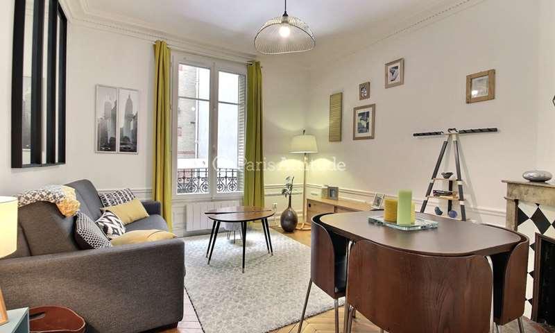Rent Apartment 1 Bedroom 40m² rue Bargue, 15 Paris