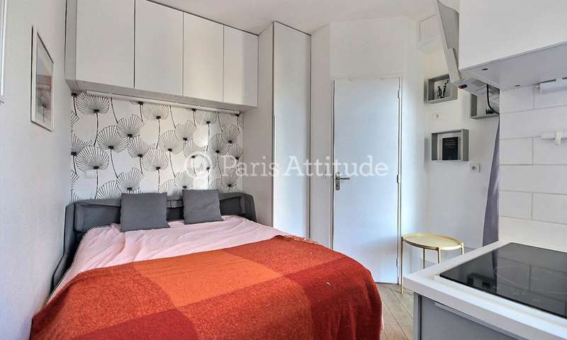 Rent Apartment Studio 15m² rue de Passy, 16 Paris
