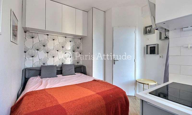 Aluguel Apartamento Quitinete 15m² rue de Passy, 16 Paris