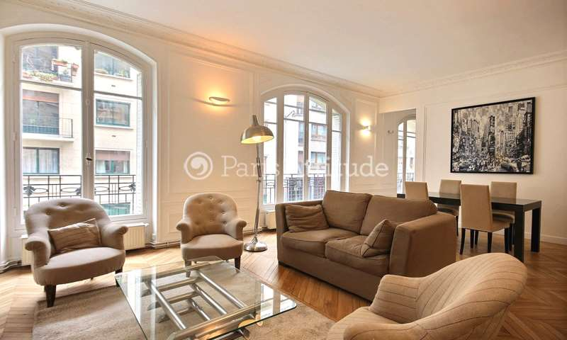 Rent Apartment 5 Bedrooms 178m² rue Lacepede, 5 Paris