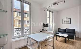Rent Apartment Alcove Studio 29m² rue du Volga, 20 Paris