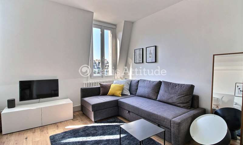 Location Appartement Alcove Studio 29m² rue du Cirque, 75008 Paris