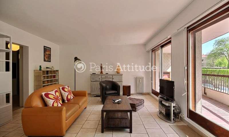 Aluguel Apartamento 2 quartos 93m² rue Ganneron, 75018 Paris
