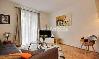 Rent Apartment 1 Bedroom 40m² rue du Faubourg Du Temple, 11 Paris