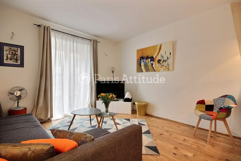 Location Appartement 1 Chambre 40m² rue du Faubourg Du Temple, 75011 Paris