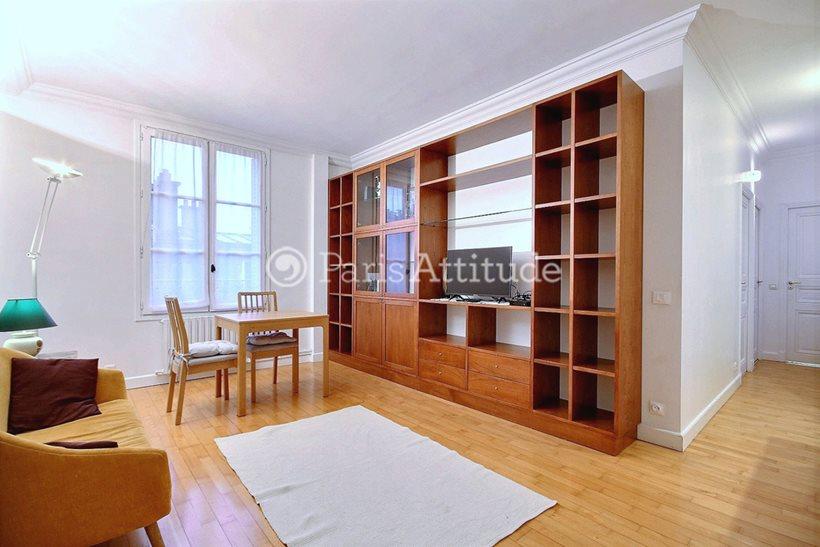 Rent furnished Apartment 2 Bedrooms 55m² rue Chaligny, 75012 Paris