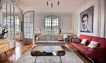 Location Appartement 4 Chambres 190m² Cité Malesherbes, 9 Paris
